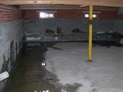 бетон боится воды