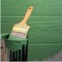 Краска на фасаде