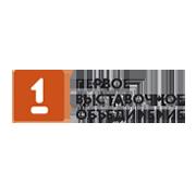 Логотип Первое выставочное объединение