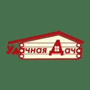 Логотип Удачная дача
