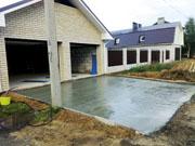Защитная обработка бетона