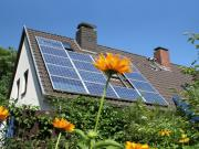 Солнечные батареи и генератор
